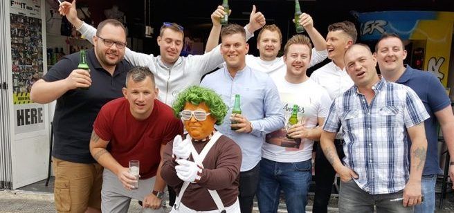 Midget stag party — pic 10